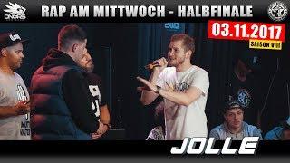 RAP AM MITTWOCH KÖLN: 03.11.17 Halbfinale feat. JI-ZI, VYRUS, JOLLE, TRIPLEBEAT (3/4)