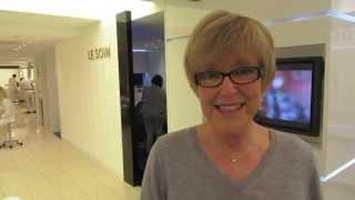 Lynne Gets It Cut in Paris