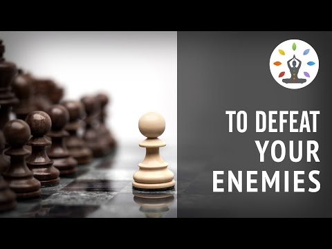 Extremely Powerful Meditation Mantra To Defeat Enemies | Nar