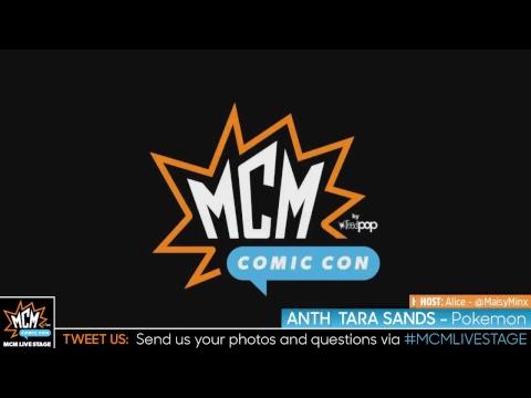 MCM Comic Con London MAY 2018 Live Stream