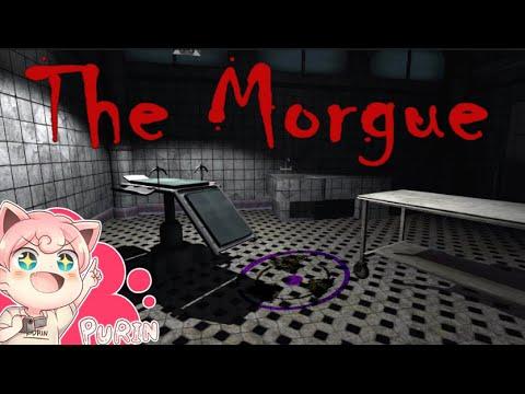 [푸린] The Morgue 공포게임 시체안치실 하...시체들은 왜움직이는거야[indi horror games]