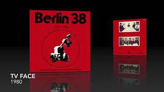 BERLIN 38 - TV FACE - EARLY FRENCH PUNK / POST-PUNK - 1980 !!