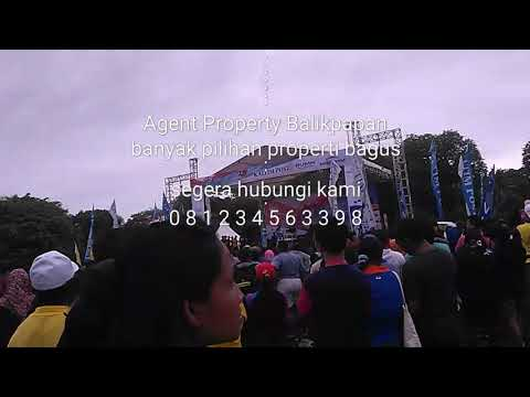 Pemenang hadiah hiburan Ulang Tahun Kaltim Post Balikpapan bersama New Palapa Balikpapan 2018