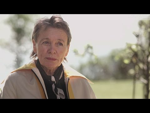 Laurie Anderson Interview: A Life of Storytelling