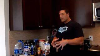 Amazing Protein Shake Mix- Fitness Expert Micah Lacerte