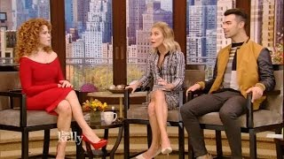 Bernadette Peters' Vocalizing Warmup