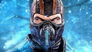 Mortal Kombat X Full Movie All Cutscenes