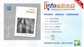 Pinokio - lektura audiobook mp3 - Carlo Collodi