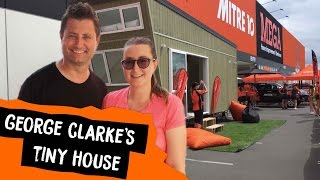 Tiny House Tour | With George Clarke | Mitre 10 | Auckland New Zealand