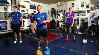 2. Kettlebell Workouts • Beginners/Intermedium Workout