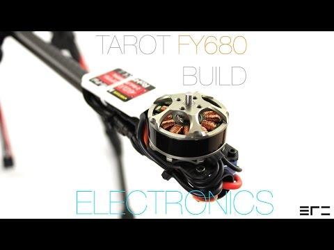 Tarot FY680 Build - Electronics - ERC