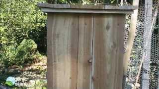 D.i.y. Organic Garden Storage Bin | Organic Slant