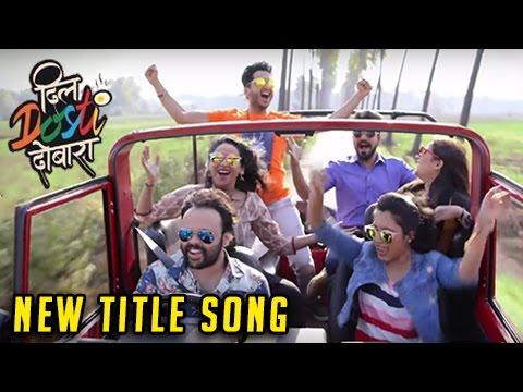 Dil Dosti Dobara | New Title Song Shot In Goa | Zee Marathi | Amey Wagh, Sakhi Gokhale