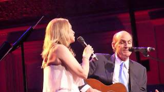 James Taylor + Kim, You can close your eyes. Live @ Carnegie Hall by dresscodebygita.com