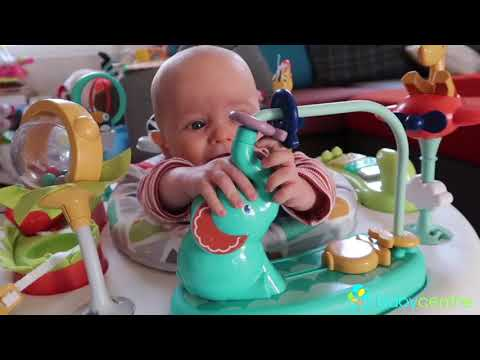 Fisher-Price 2-in-1 Sit-to-Stand Activity Centre - Review! (Sponsored)