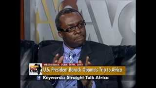 American University Adjunct Professor of Law on Straight Talk Africa