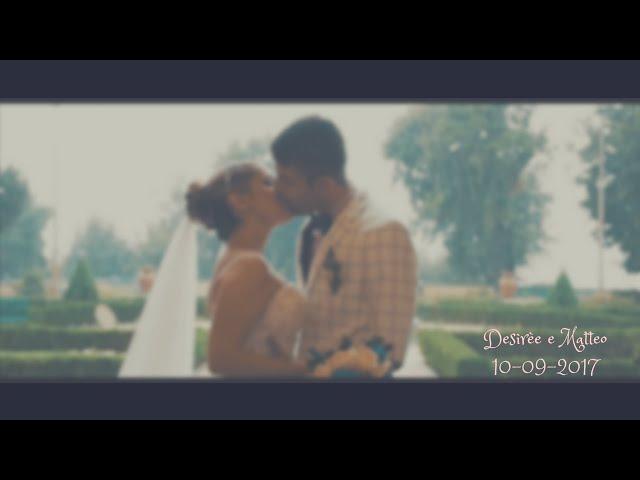 ♥♥ Desirèe+Matteo ♥♥ wedding trailer