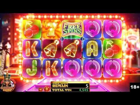Video Casino sin city