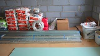 Обзор покупок для строительства дома в деревне  Семья Булатовых