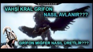Grifon Miğfer Üretimi....Vahşi Kral Grifon Nasıl avlanır..BdoRehber #32
