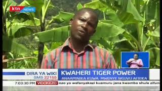 Wakenya waomboleza kifo cha Conrad Njeru almaarufu Tiger Power