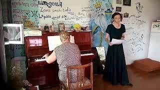Ave Maria на немецком в исполнении Ирины Ковалёвой