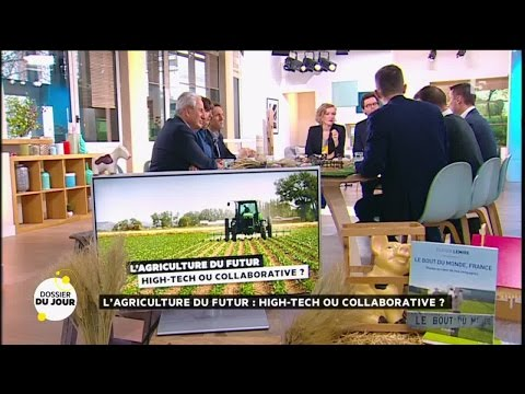 L'agriculture du futur : high tech ou collaborative ?