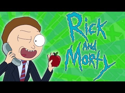 Good Things (Rick and Morty Remix)