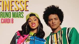 """Cardi B & Bruno Mars"" Finesse (remix) Karaoke"