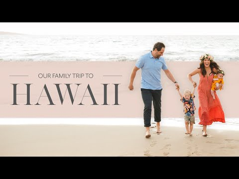 Our Family Trip to Hawaii | Jillian Harris