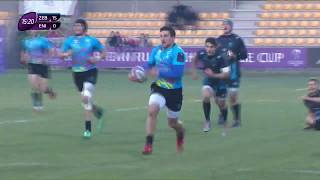 EPCR Challenge Cup 2018/19, Rd 4 - Zebre Rugby vs Enisei-STM 58-14 HIGHLIGHTS