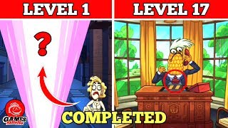 Troll Face Quest: USA Adventure 🏈 - All Levels - Gameplay ...