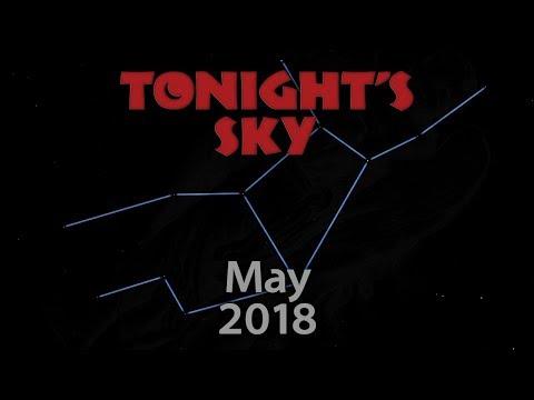 Tonight's Sky: May 2018