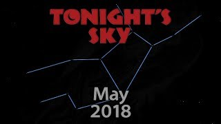 Tonight's Sky: May 2018