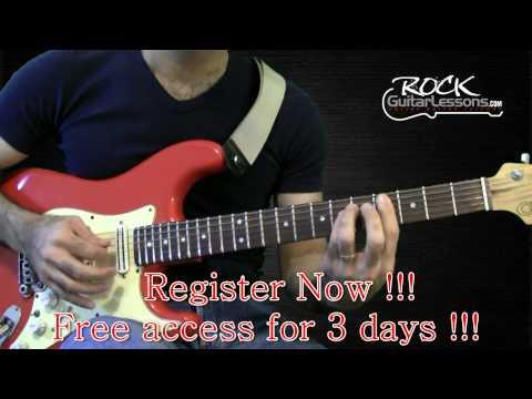 Lemon tree  guitar lesson