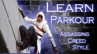 How To Start Parkour - Assassins Creed Style