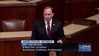 Rep. Lee Zeldin on FISA Memo (C-SPAN)