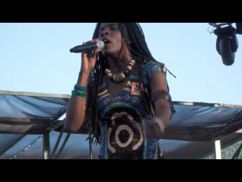 Jah9 Live On Reggae On The River - Aug 2016