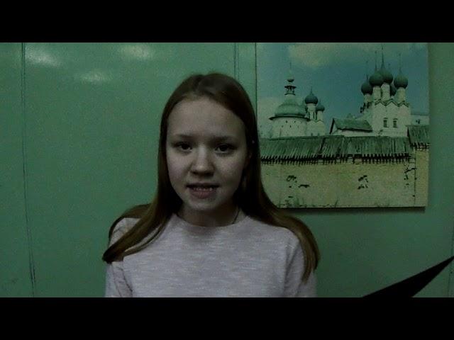 Изображение предпросмотра прочтения – ЕкатеринаЧистякова читает произведение «Осень.» И.С.Тургенева