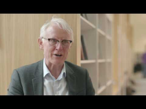 Rt Hon Norman Lamb MP learns about himself in a Problem Solving Booth