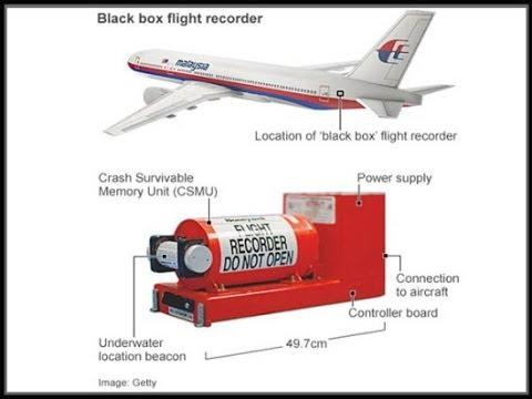 black box MAS MH370: FIND Malaysia Airlines MH30 black box