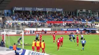 Eintracht Trier - 1.FC Köln II 2:2