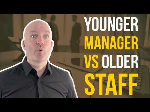 How new managers can deal with older employees - must know tactics