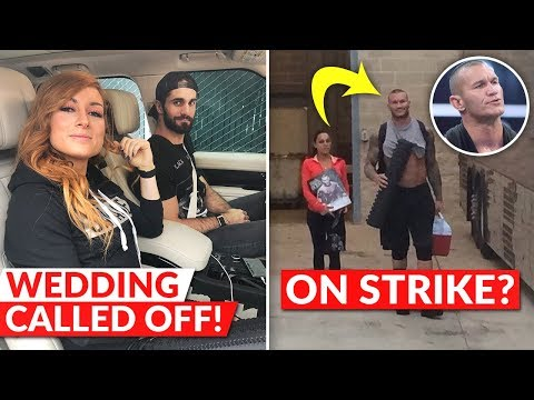 WWE SUPERSTARS GOING ON STRIKE OVER CRAZY DEMANDS? Becky Lynch And Seth Rollins CALL OFF Wedding!