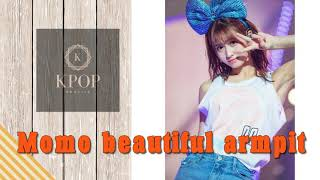 Momo Beautiful Armpit   Allkpop profile