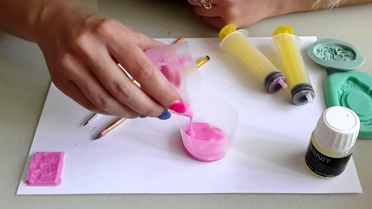 Как сделать конфеты в силиконовой форме 698