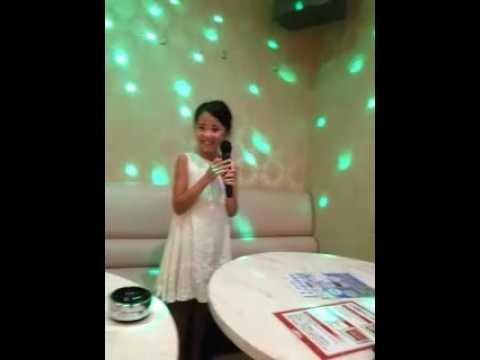 31072016 Bibi at Kyoto karaoke 04