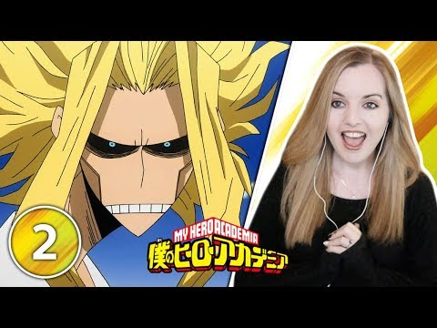 What It Takes To Be A Hero - My Hero Academia Episode 2 Reaction | Suzy Lu Reacts