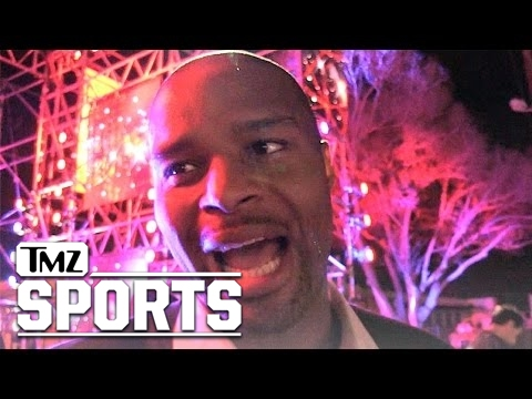 Ex-Falcon Osi Umenyiora Says Pence is Welcome But No Kneeling, Please | TMZ Sports