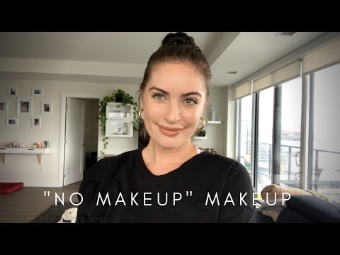"""NO MAKEUP"" MAKEUP TUTORIAL 